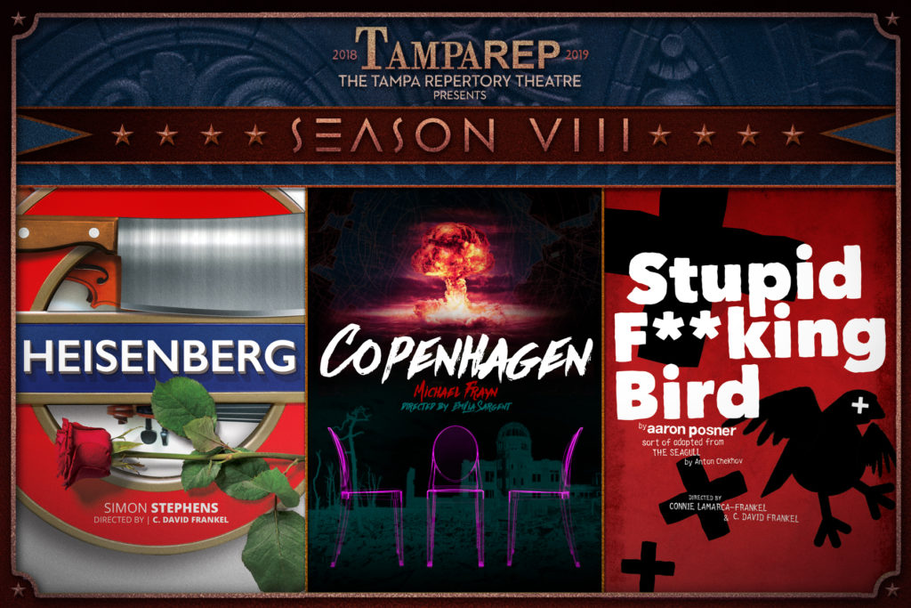 The Tampa Repertory Theatre Season 8 Poster